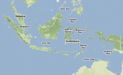 Indonesia (courtesy: google.com)