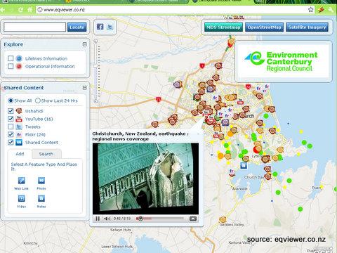 Peta Informasi Pascabencana